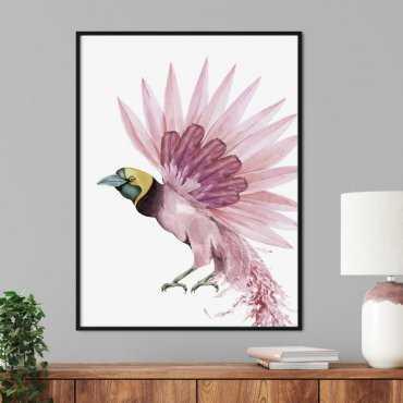 plakat fenix bird