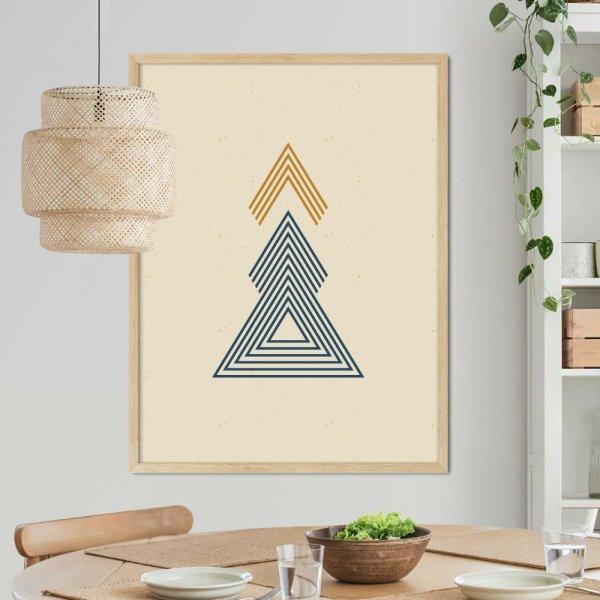 plakat infinity triangle