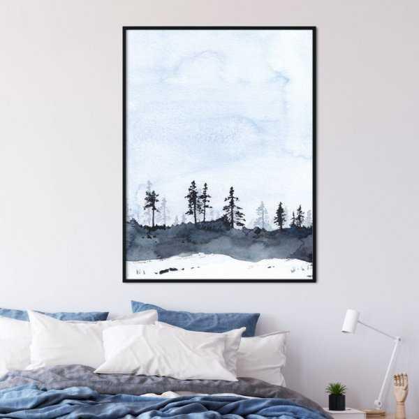 plakat marine forest