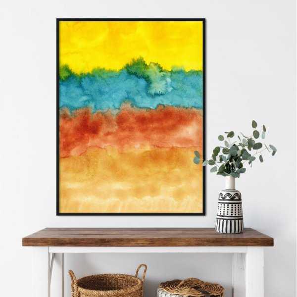 plakat sun of art