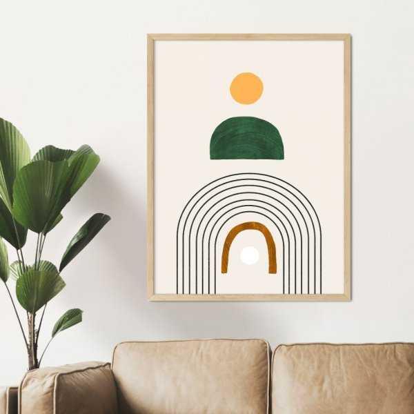 plakat sun of design