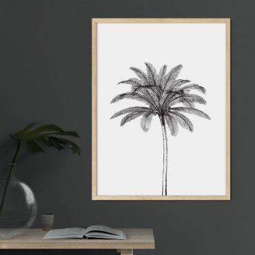 plakat top palm