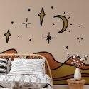 tapeta na ścianę art desert