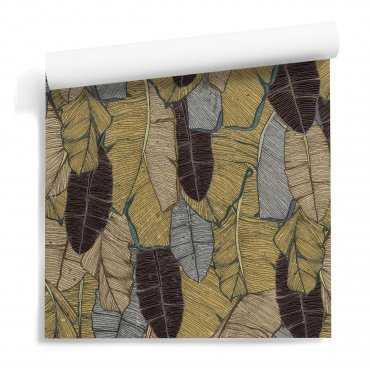 tapeta leafwall