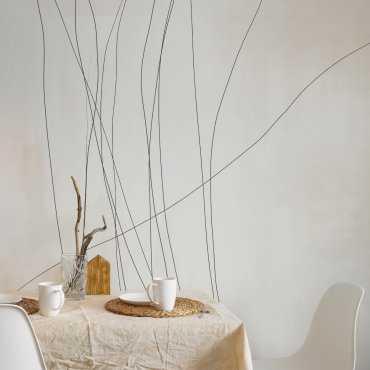lines of minimalism tapeta ścienna