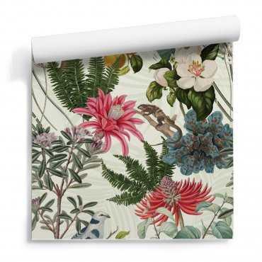 tapeta lovely floral story