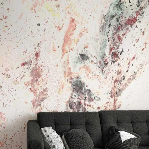 marble terazzo tapeta