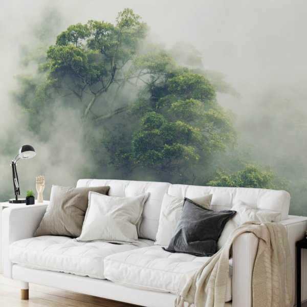 tapeta las misty fog