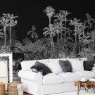 tapeta na ścianie panorama jungle
