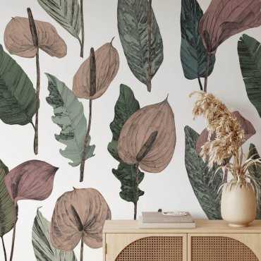 plants majesty tapeta ścienna