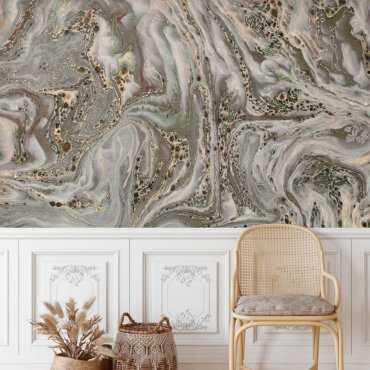 warmy marble tapeta ścienna
