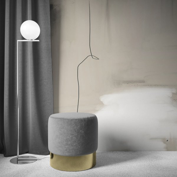 tapeta ścienna cream minimalism