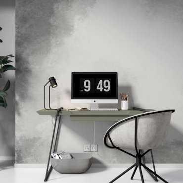 tapeta na ścianę grey softness