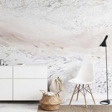 tapeta na ścianę marble line
