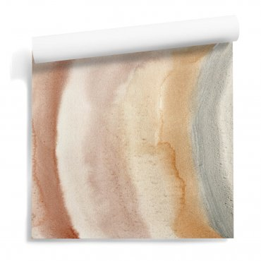 tapeta na ścianę painting rainbow