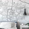 tapeta motyw mapa chełm
