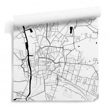 mapa elbląg tapeta