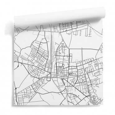 mapa leszno motyw tapety