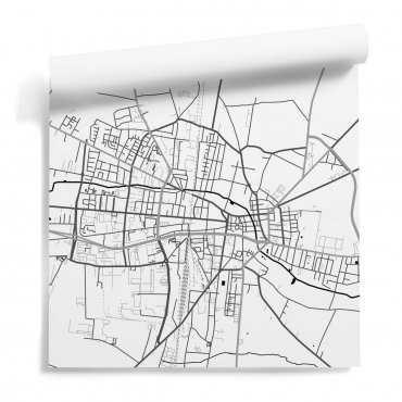 mapa piotrków trybunalski tapeta
