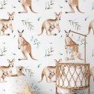 kangoo family tapeta dziecięca