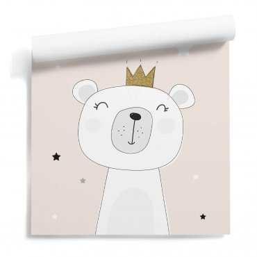happy king tapeta