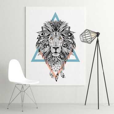 ART LION - Modny obraz na ścianę