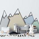 tapeta góry pastel landscape