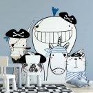 pirate pack tapeta dla dzieci