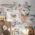 australian room tapeta dziecięca