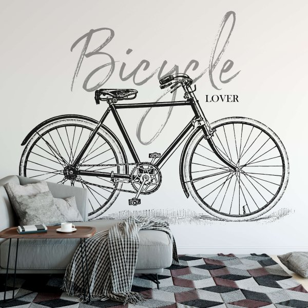 tapeta bicycle lover