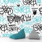 ART GRAFFITI - Tapeta ścienna