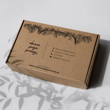 pudełko próbek