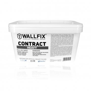 klej do tapet wallfix contract heavy