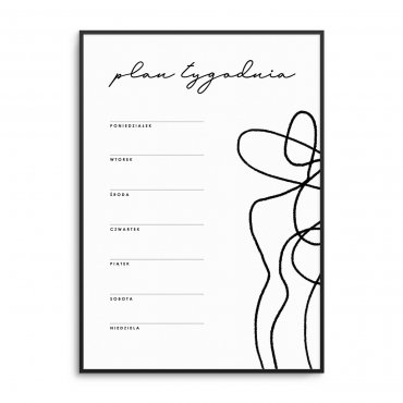 planer line art