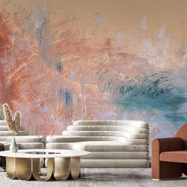 tapeta na ścianę landscape fantasia