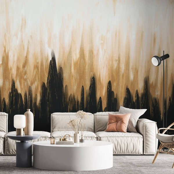 tapeta na ścianę liquidic