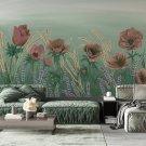tapeta na ścianę mysterious garden