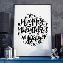 Happy Mother's Day - Plakat dla Mamy