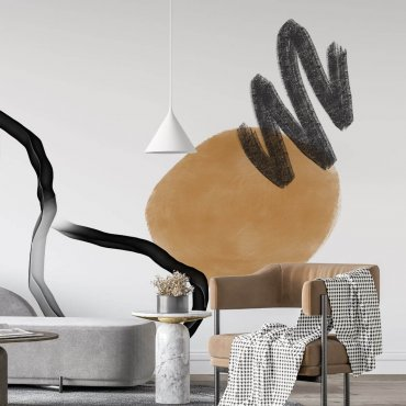 tapeta abstrakcyjna swirl of art