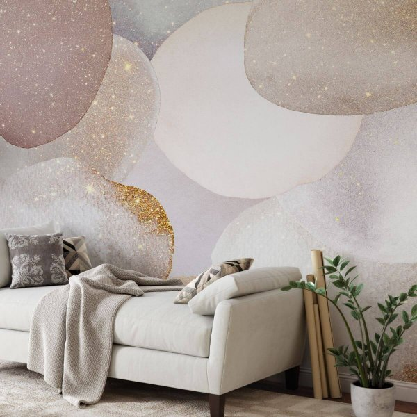 pastel balls tapeta na ścianę