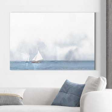 canvas calm sea