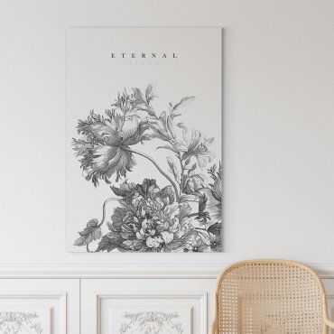 obraz canvas eternal flora