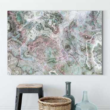 marble liquid obraz na płótnie