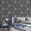GEOMETRIC DECOR - Tapeta na ścianę