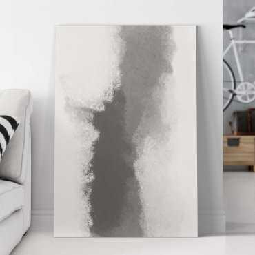 shadow valley obraz na płótnie