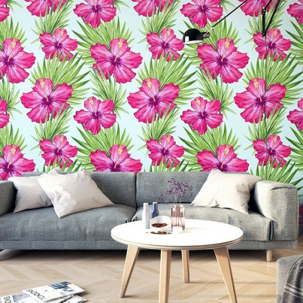 HAWAII DESIGN - Tapeta na ścianę