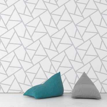 MODERN BLOCKS - Tapeta na ścianę