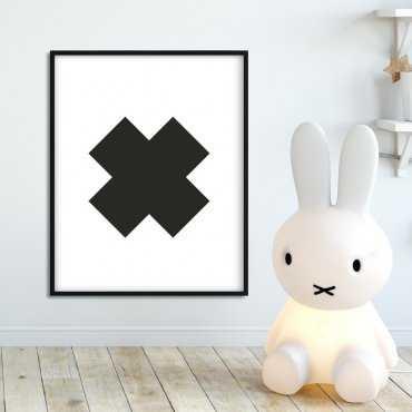 SCANDI CROSS - Plakat dla dzieci
