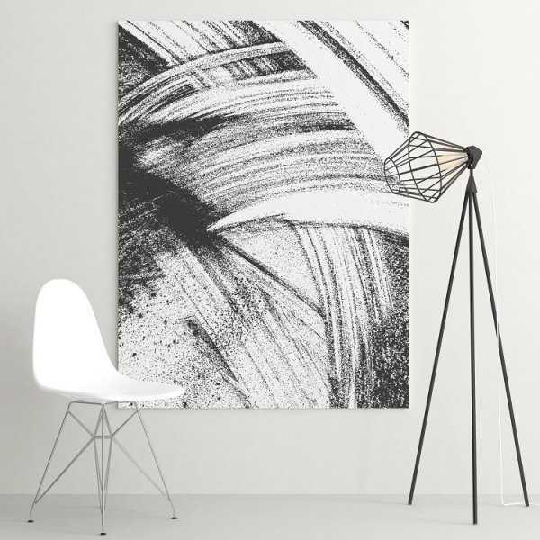 Designerski obraz na płótnie - Art Brush