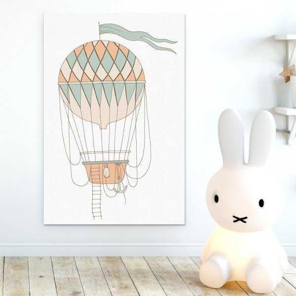 Modny obraz dziecięcy - BALLOONS DESIGN